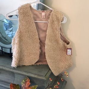 Mission Supply Co. ladies fall vest. One Sz.